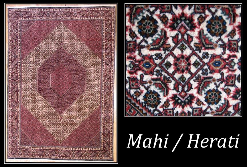 Bidjar - Mahi