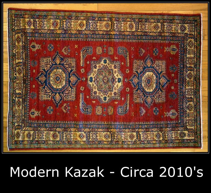 Modern Kazak - Circa 2010's