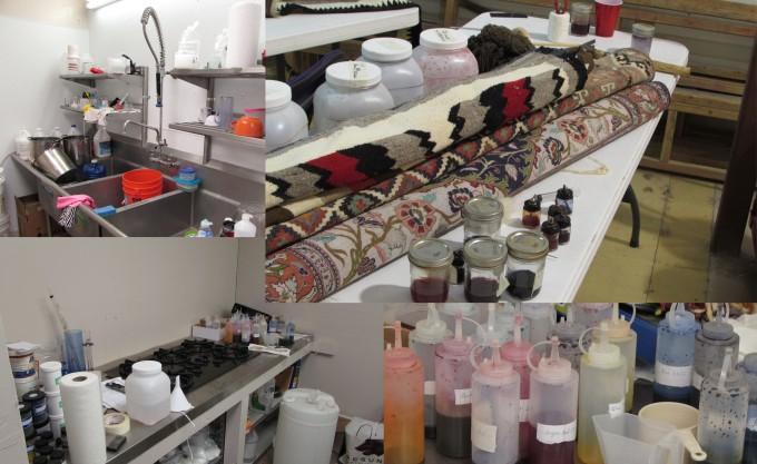 Dye Kitchen