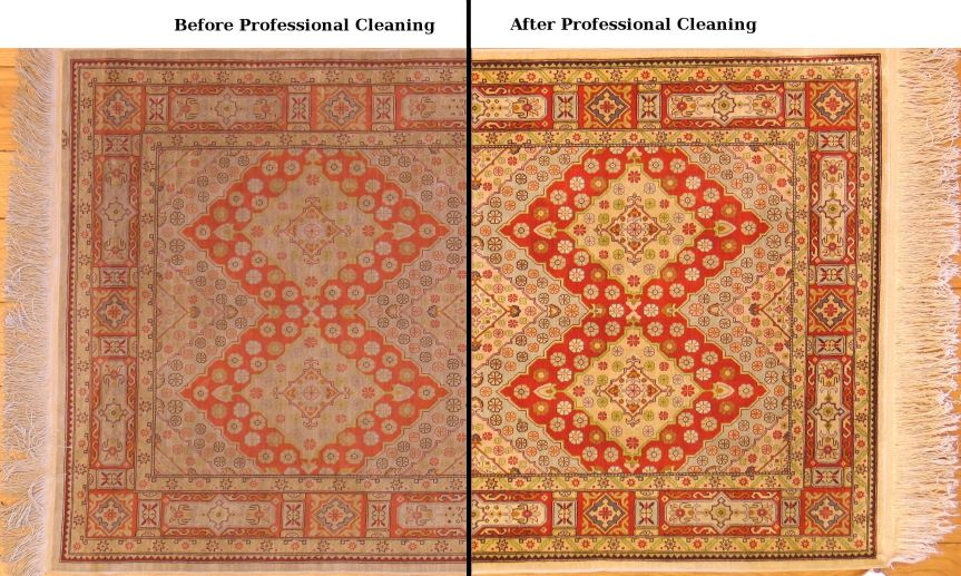 Why Professionally Clean Your Rugs?