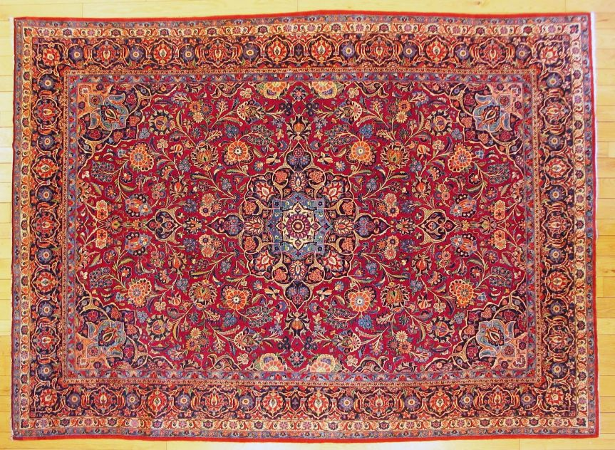 Rugs of the World – Kashan