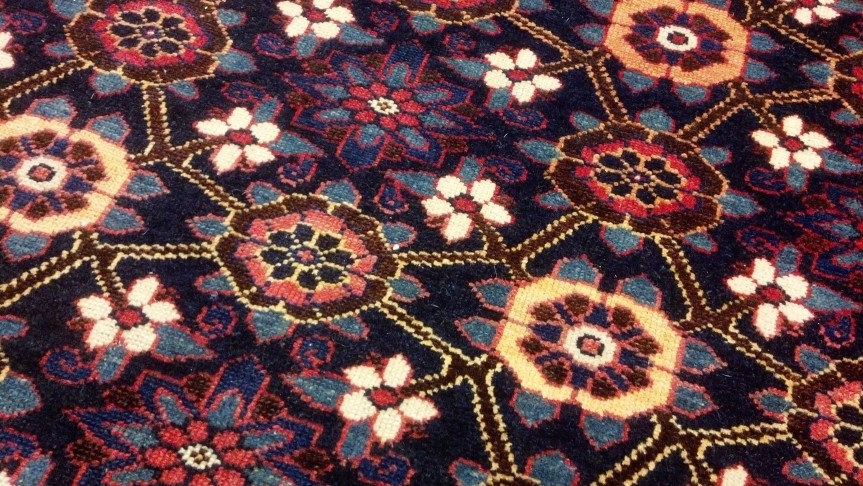 Keep your favorite rug looking its best fordecades.