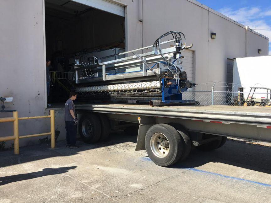 Mor Machine Delivery